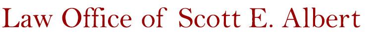 Scott Albert Law Firm